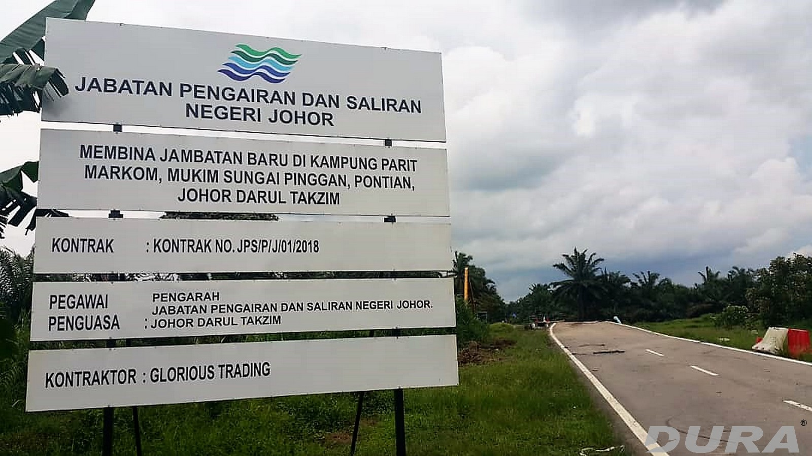 Project Signboard.