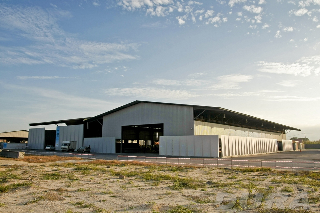 Dura Technology R&D Centre and manufacturing plant located at Chemor, Perak