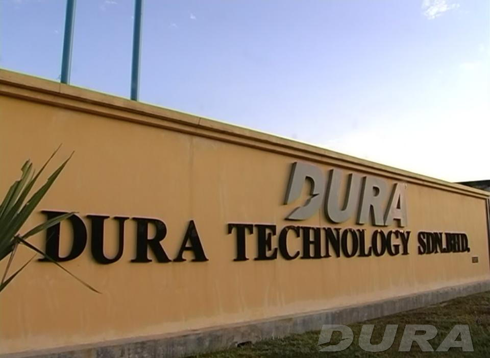Dura Technology Sdn Bhd front entrance