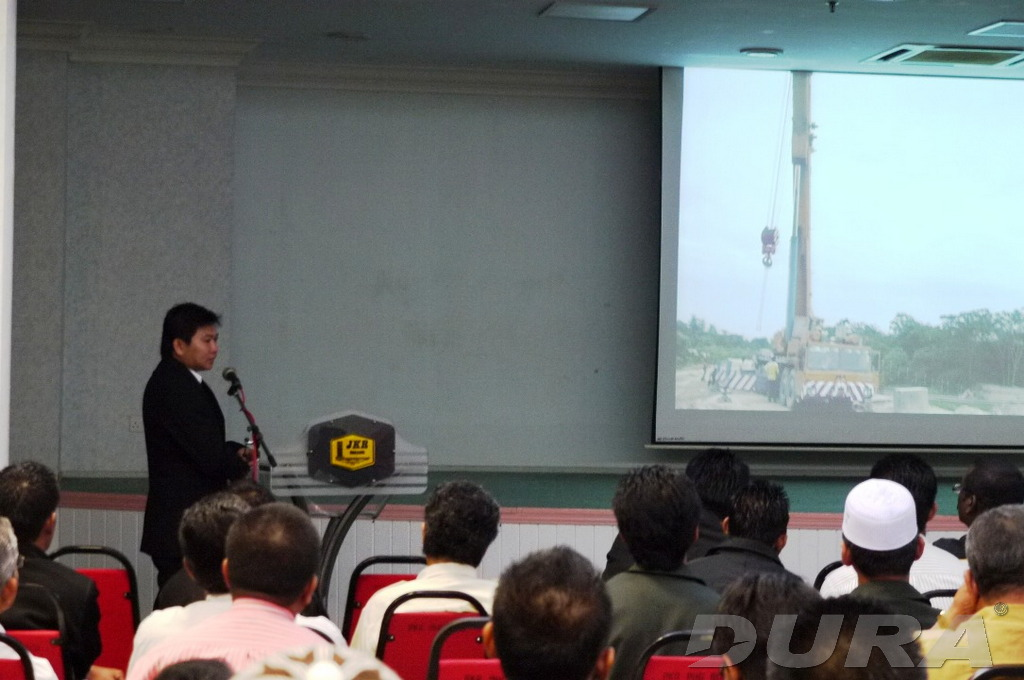 Presentation for JKR Pahang
