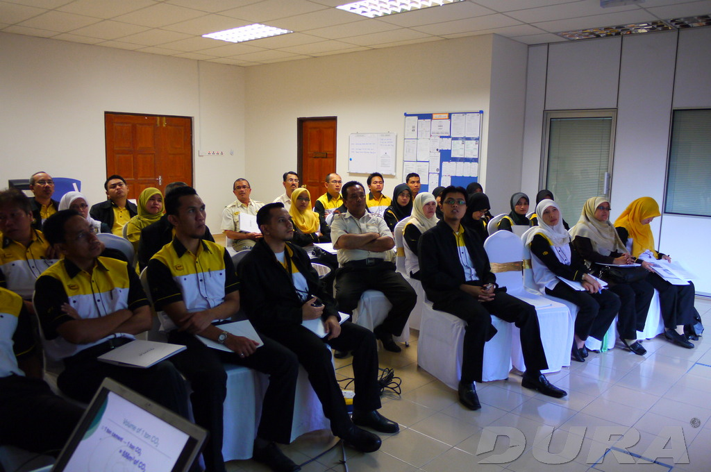 Workshop for JKR (Eastcoast Expressway Project phase 2)